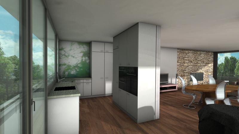 cinema4d visualisierung eigentumswohnung. Black Bedroom Furniture Sets. Home Design Ideas